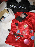 the sephora fairy visits
