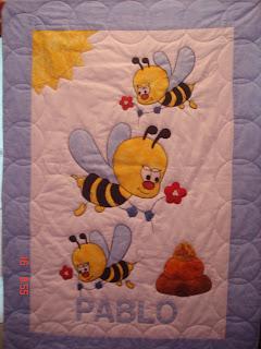 Patchwork de raquel colchas infantiles - Colchas patchwork infantiles ...