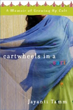 Cartwheels in a Sari