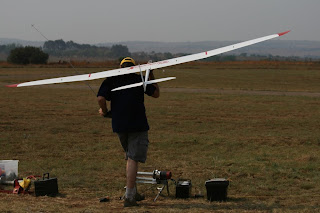 Deon preparing to launch