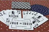 Imagem da abertura do programa Jogo de Ideia