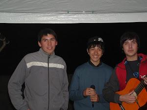 pablo, carnalito y edgardo