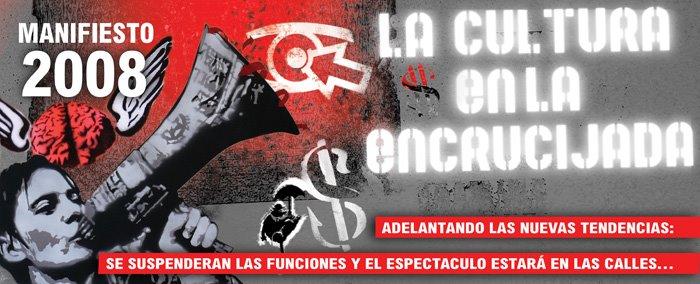 Entrá el blog del MANIFIESTO 2008 - Contraimagen - Elojoizquierdo