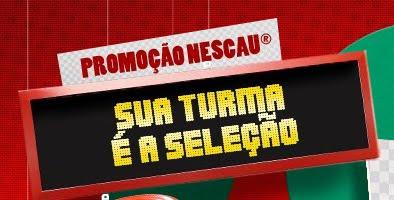 Promoção Nescau: Camisas e viagens ao RJ