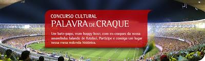 Concurso Cultural Palavra de Craque