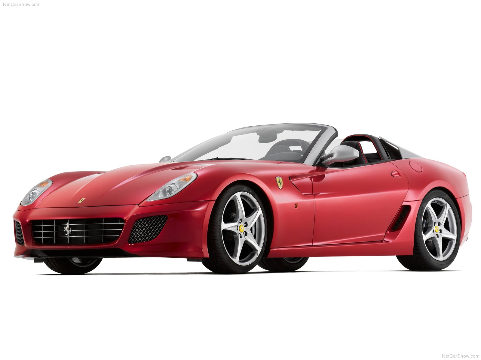 Delicieux Ferrari Is Delighted To Announce The Presentation Of The Ferrari 599 SA  Aperta At The 2010 Paris International Motor Show. This Is A Special Series  Model Of ...