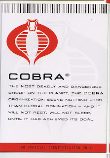 Cobra, The most deadly and dangerous group on the planet