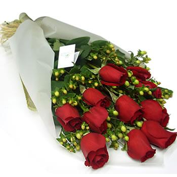 Flor flowers - Como hacer un ramo de flores artificiales ...