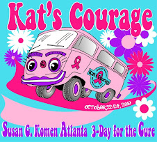 2010  Kat's Courage t-shirts