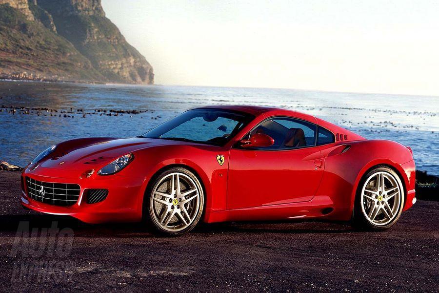 Ferrari 2010 car pictures