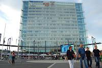 Service park and Innova (building)