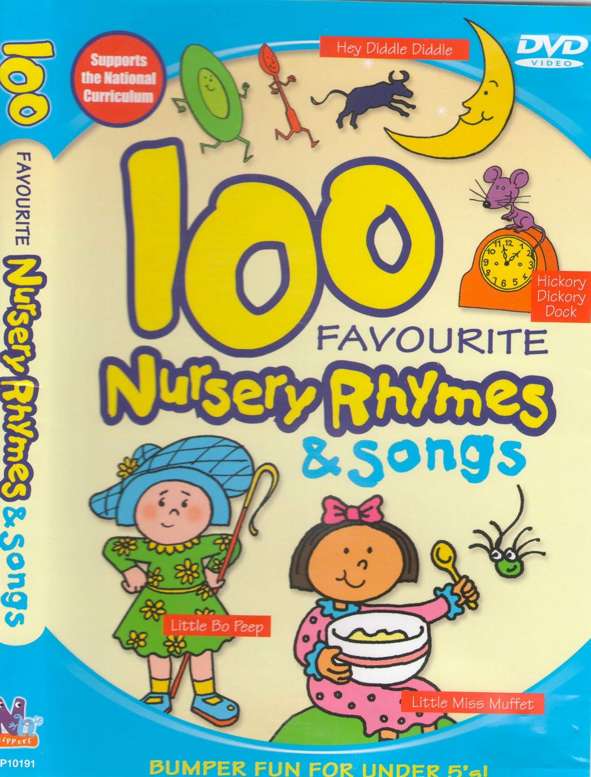 Top ten nursery rhymes | Education | The Guardian