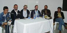 Feria del libro de Manizales. Septiembre, 2007