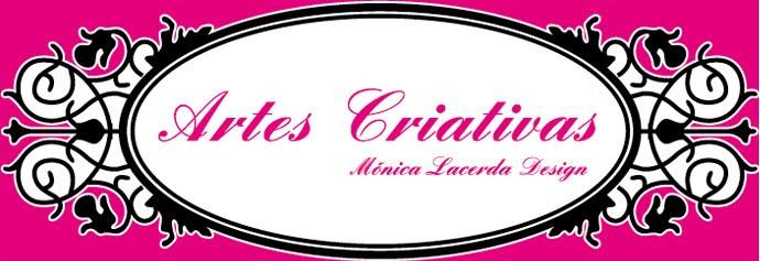 ARTES CRIATIVAS - Mónica Lacerda Design