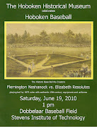 The event is at Stevens' Dobbelaar Baseball field and is free.