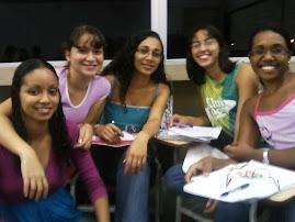 Amigas da Faculdade