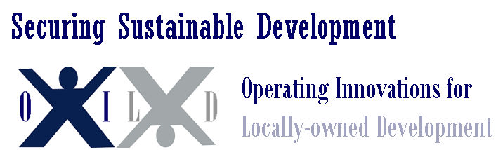 Operating Innovations for Locally-owned Development