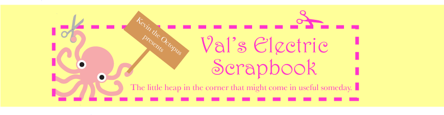 Val's Electric Scrapbook