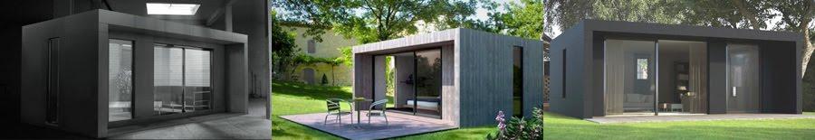 Bureau De Jardin : Tout Savoir Sur Les Bureaux De Jardin Design, Éco