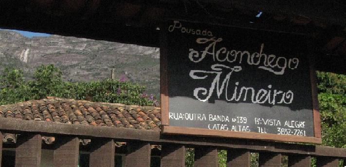 Pousada Aconchego Mineiro