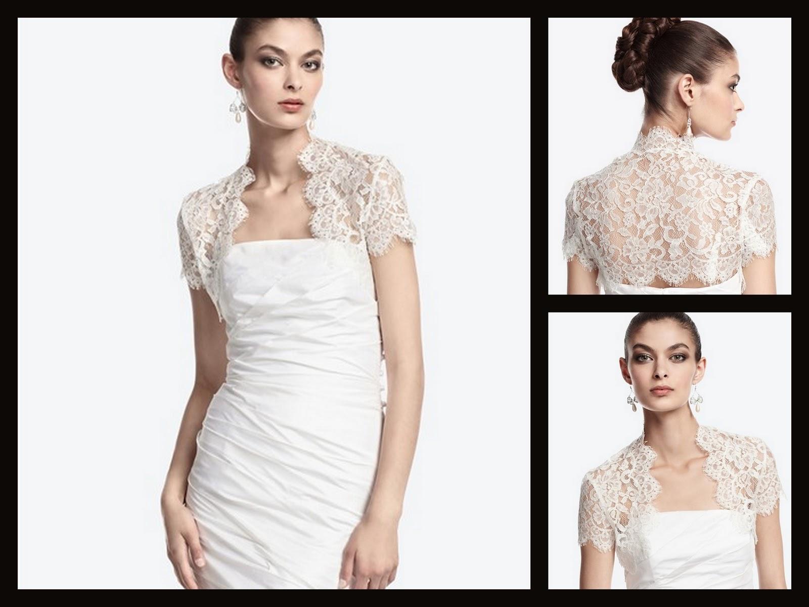 ModistaModesta: Make a Wedding Dress Modest
