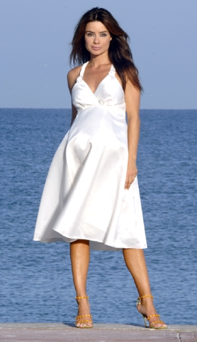 beach wedding dresses casual. This casual beach wedding
