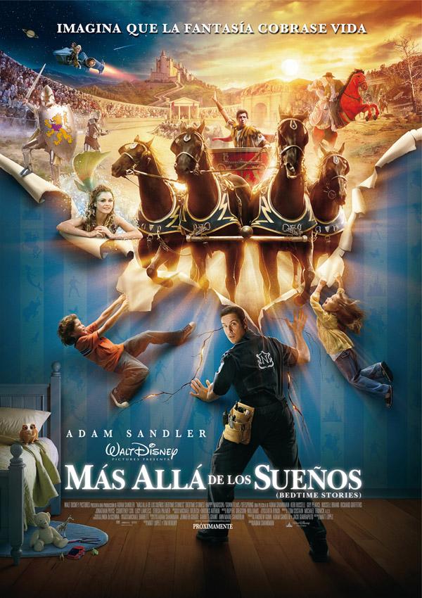 Más Allá De Los Sueños (Bedtime Stories) (2008)