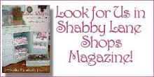 Shabby Lane Shops Magazine