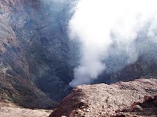 Vulcano (Caldera Kerinci Mountain)