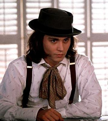 Benny And Joon. Incidentally Johnny played an