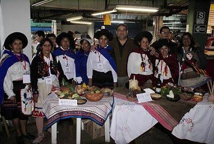 Beneficiarias de Juntos Galardonadas con Premio Mixtura 2009