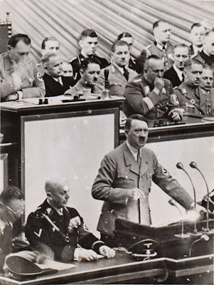 an analysis of hitlers enabling act in the kroll opera house in berlin The enabling act was passed on march 23rd 1933  hitler was helped in this by  the reichstag fire  the kroll opera house was used.