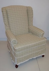 Sweet Wingback