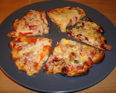 pizzadeg med bakpulver utan mjölk