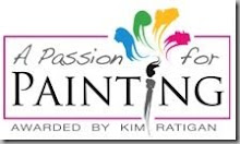 Passionate Painters Award