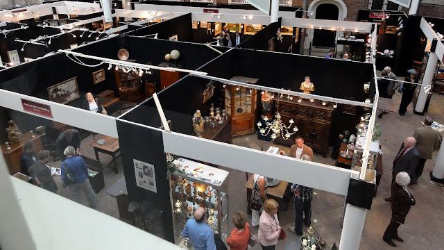 De Van der Mandelezaal biedt het museum meer mogelijkheden voor het huistvesten van een beurs