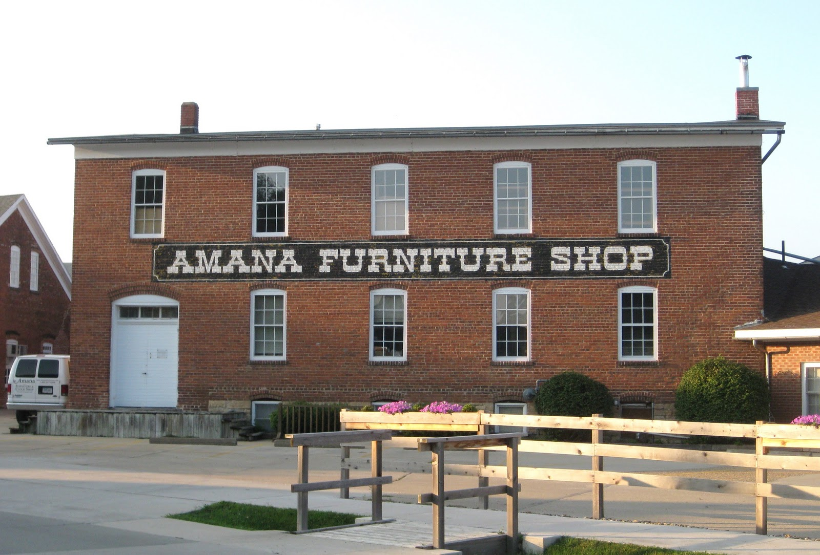 Marathon Pundit Iowa I Opener A Final Look At The Amana Colonies