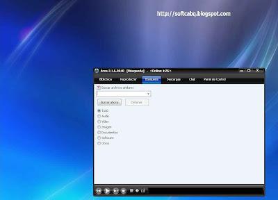 Ares 2.1.6 portable en español