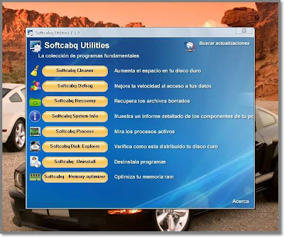 Softcabq Utilities v 1.0
