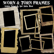 Worn N Torn Frames