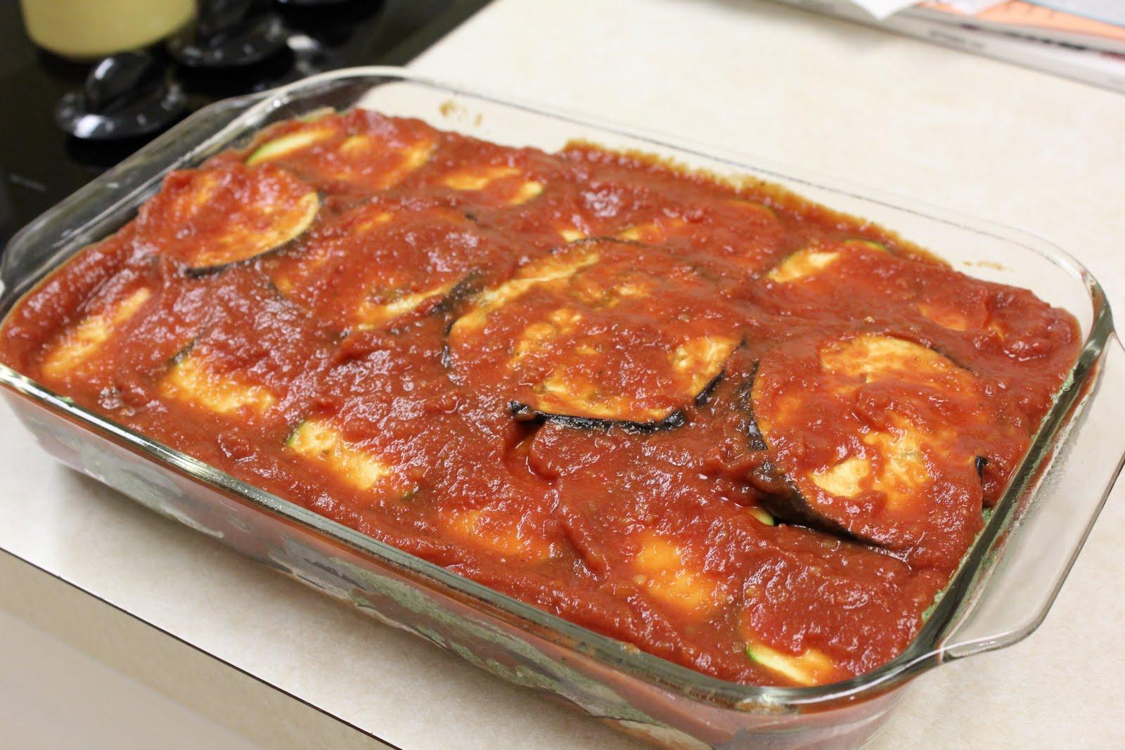 Vegan italian vegetable casserole healthy girls kitchen forumfinder Image collections