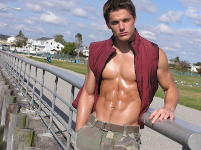 Paul Tornabene is one delectable hunk