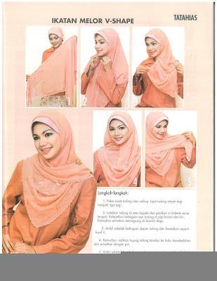 Malaysian Hijab Styles