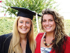 Linz & Sarah at Graduation