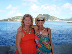 Me and Kate in St. Maartin