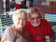 Mom & Tom (her bro)