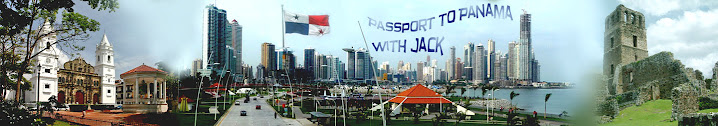 Passport to Panama with Jack