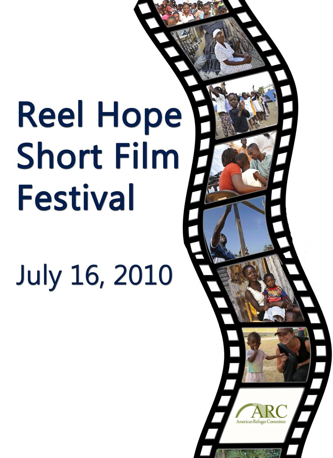 Reel hope short film festival