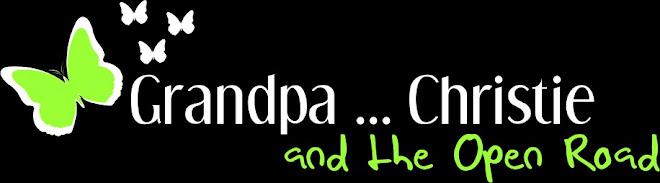 Christie, Grandpa and the Open Road