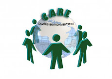 we CARE...! (logo)